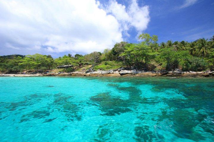 เกาะรายา เกาะเฮ เที่ยวภูเก็ต ราคาถูก